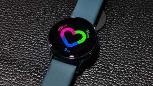 Samsung Galaxy Watch 2 kullanıcıları heyecanlandırıyor.