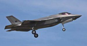 Çok tartışılan F35 şavaş uçağı.