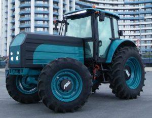 Tamamen yerli ve milli elektrikli traktör üretime hazır.