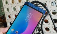 Xiaomi'nin kızaklı kamera cihaz görüntüleri.