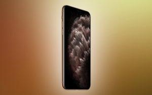 Apple 11 Pro en iyi retina ekranı olan akıllı telefon olarak seçildi.