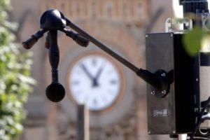 Paris'te gürültü kirliliğine artık son, gürültü radarı uygulanmaya başladı.