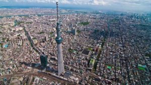 Dünyanın en kalabalık nüfusuna sahip şehirleri – 2020 itibariyle.